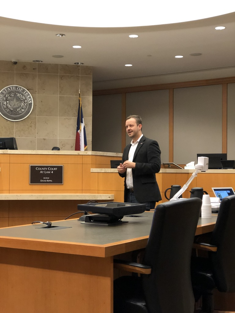 Firm to Host CLE Event at Collin County Courthouse