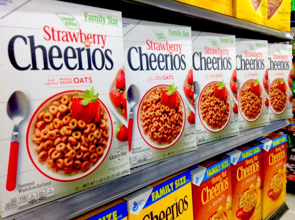 Glyphosate: Part Of a Nutritious Breakfast